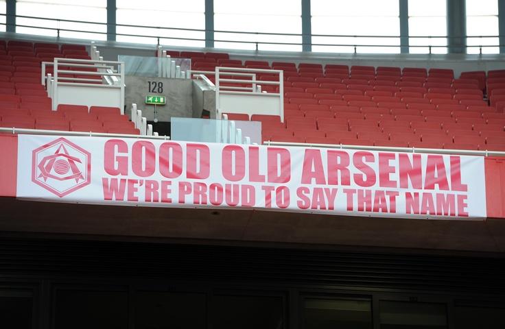 #Arsenal #Banners