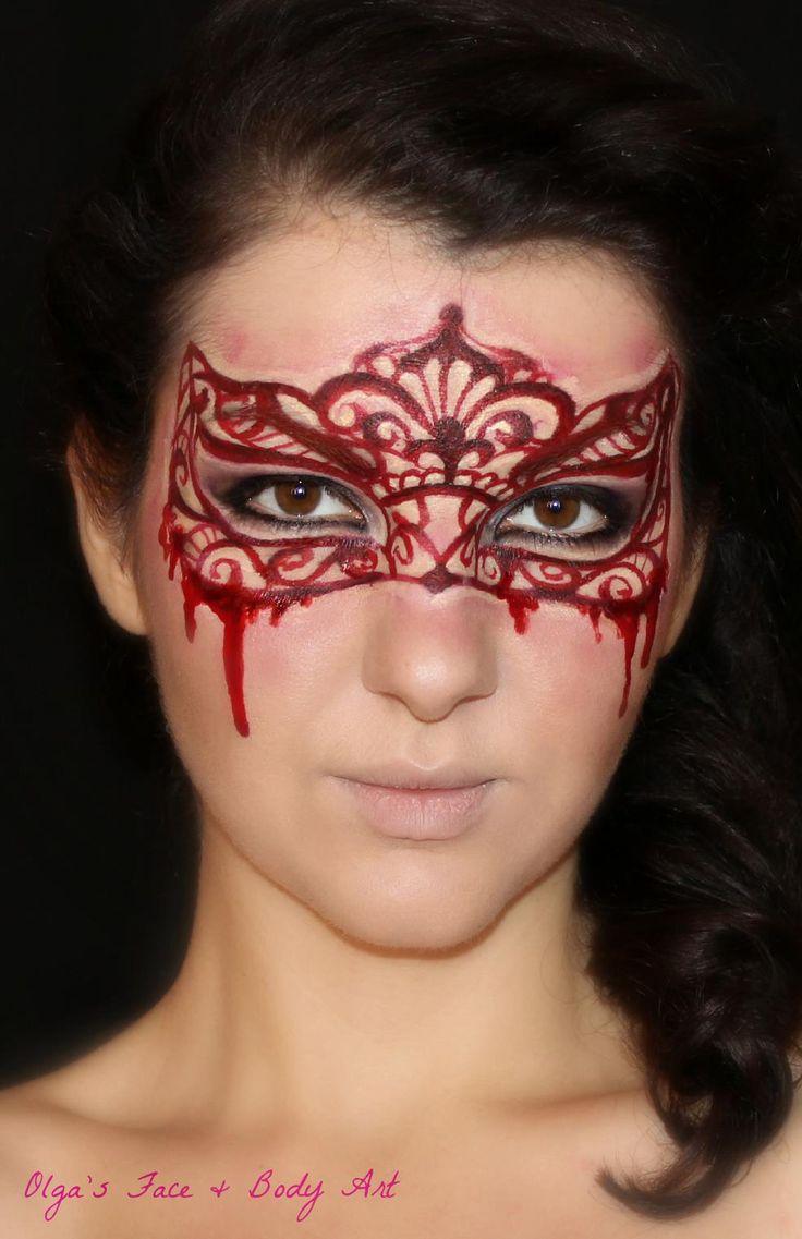 95 best Halloween Face Paint images on Pinterest | Make up ...