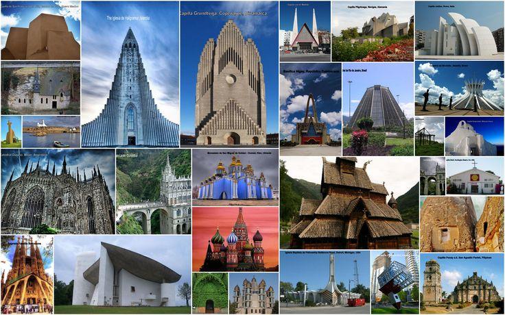 iglesias del mundo