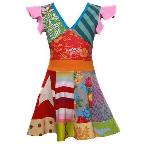 recycled+revamped: cute recycled t-shirt wear for kids