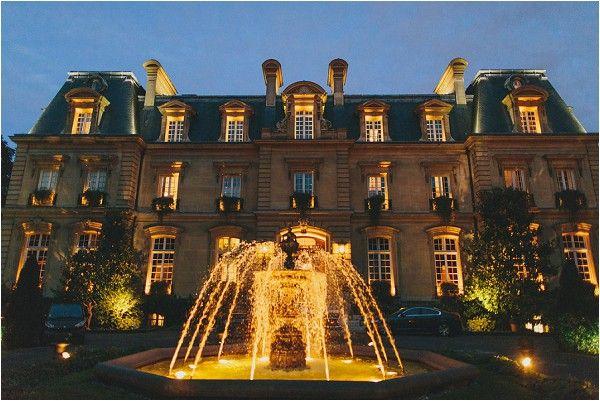 Saint-James Hotel, Paris   Image by Petar Jurica, read more http://www.frenchweddingstyle.com/paris-elopement-wedding/
