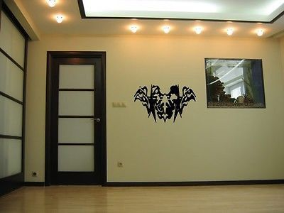Wall Mural Vinyl Sticker Decal Abstract Tribal Tattoo (Ab867)
