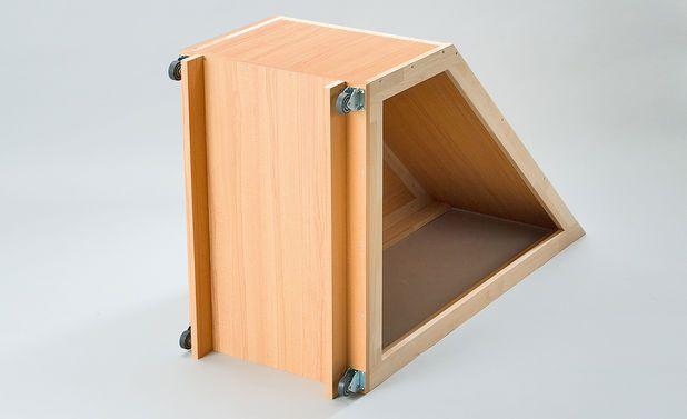 drempelschrank bauen 20er dachschr ge und schr nkchen. Black Bedroom Furniture Sets. Home Design Ideas