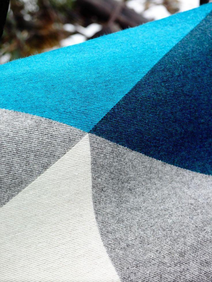 Fiona Lynch for Tretford 'Fields' Rug Collection. Tretford, Rugs, Carpet,Textiles, interiors, design, interior design