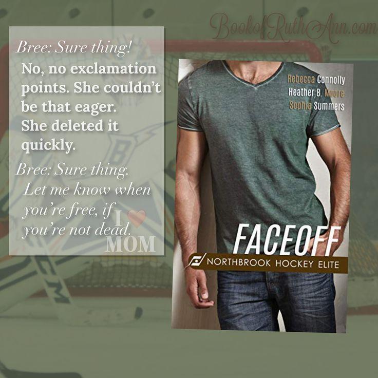 Faceoff * Northbrook Hockey Elite series Sports romance