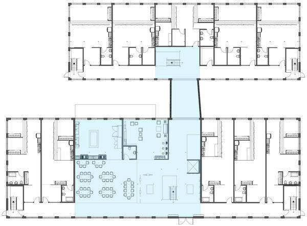Cambridge senior cohousing fall 2011 by kat gonzalez via for Common house plans