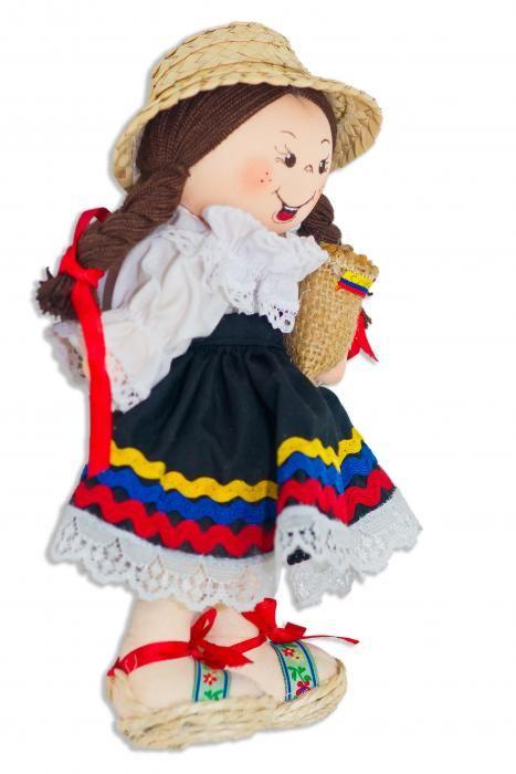 muñecas tipicas colombianas - Buscar con Google