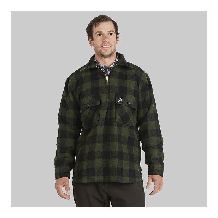 A wide variety of 100% Wool Bushshirts are now available from Swanndri. Find low prices on bushshirts and fast, free delivery within New Zealand., Swanndri Men's Ranger Wool Shirt