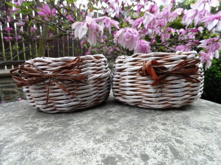 košíčky z papíru