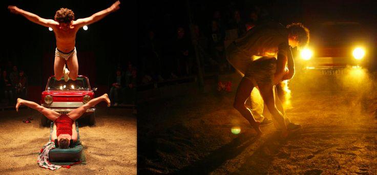 Cirque Aital - Pour le Meilleur et pour le pire - 2014