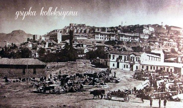 Ankara İtfaiye Meydanı (1925)