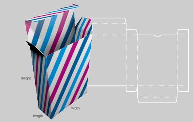 Diego Mattei Blog | Crea moldes de cajas y sobres online