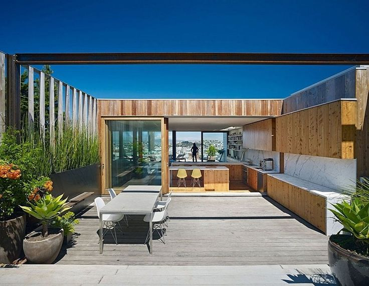 San Francisco'da Muhteşem Ev