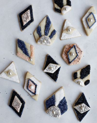 Holiday Cookies - The Jewels of New York