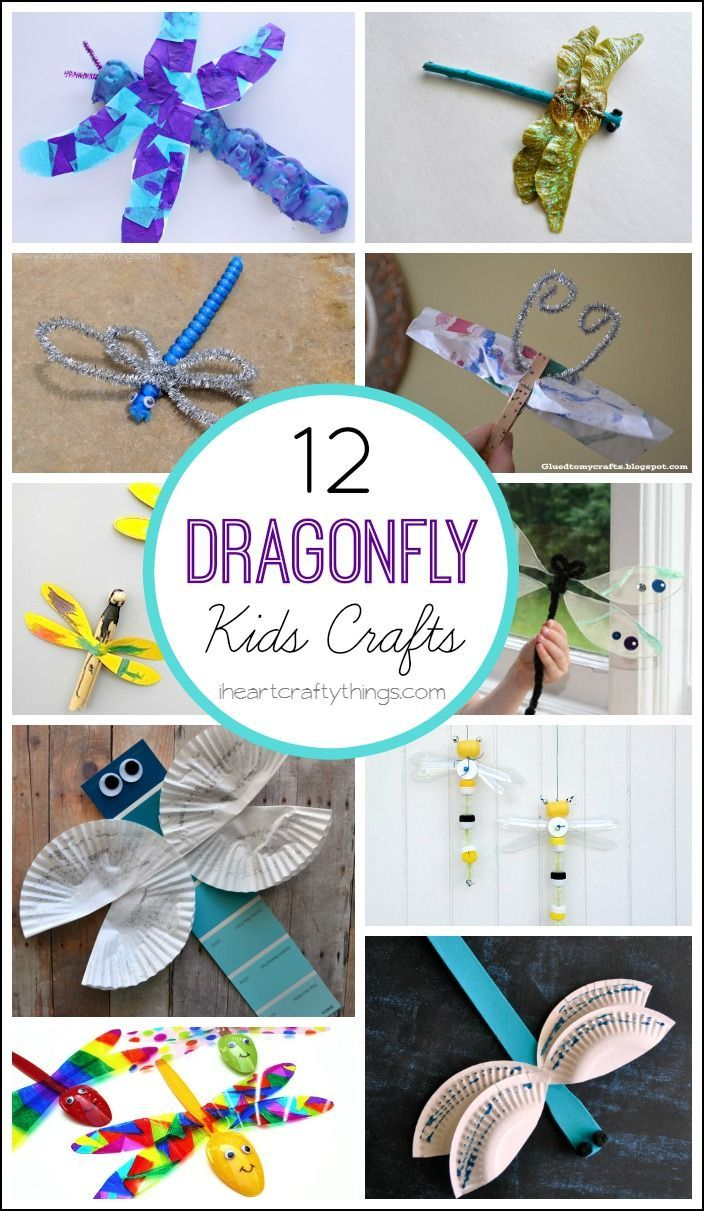 The 25 Best Dragonfly Crafts Ideas On Pinterest