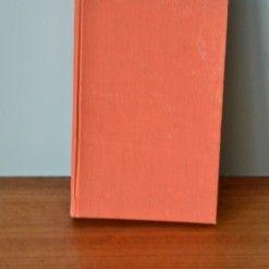 Vintage book  My Love must wait Ernestine Hill 1944