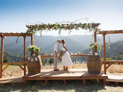 Mountain Winery Saratoga Weddings Bay Area Wedding Venues Reception Venues 95070 wedding video