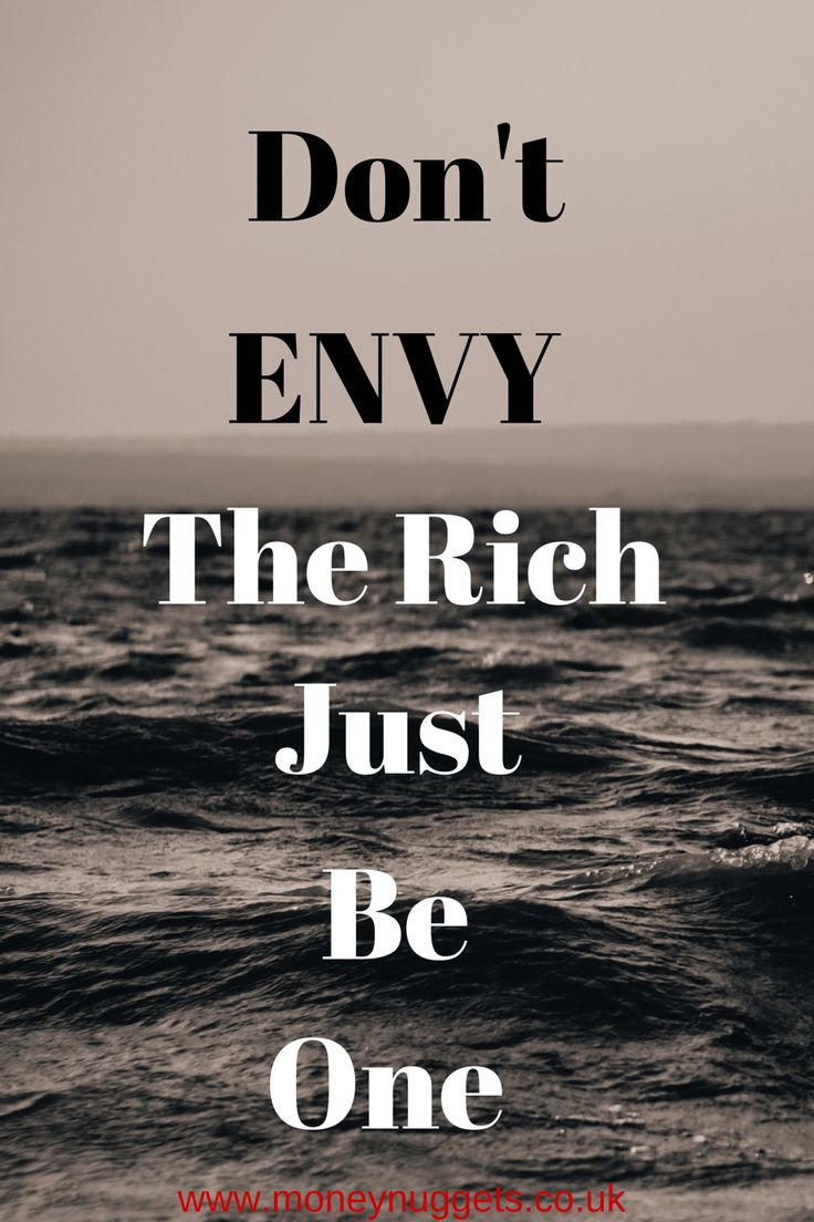 Many of us want to know how to become rich. The question is do you really want to be rich? Getting rich might not be easy but it is possible, it is a matter of doing these few things right.