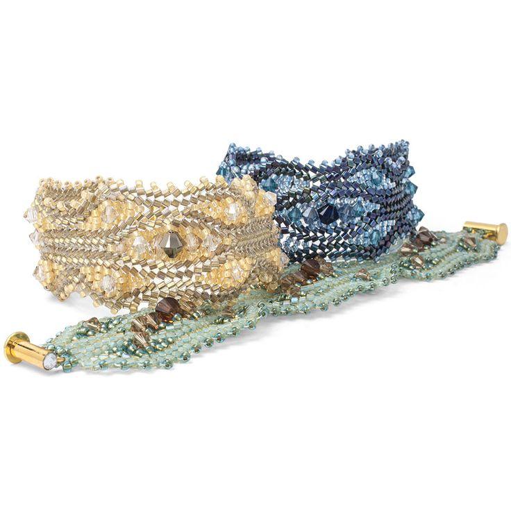 Peacock Bracelet Kit by Fusion Beads®?resizeid=9&resizeh=1000&resizew=1000