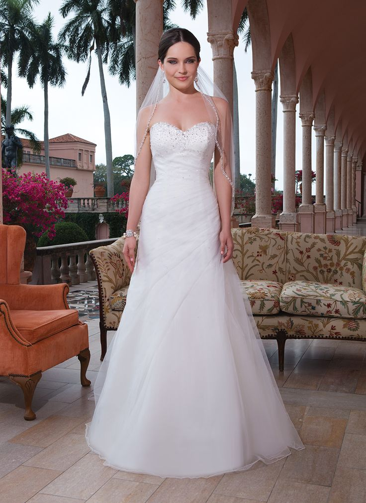 15 Best Sweetheart Gowns Samples Images On Pinterest