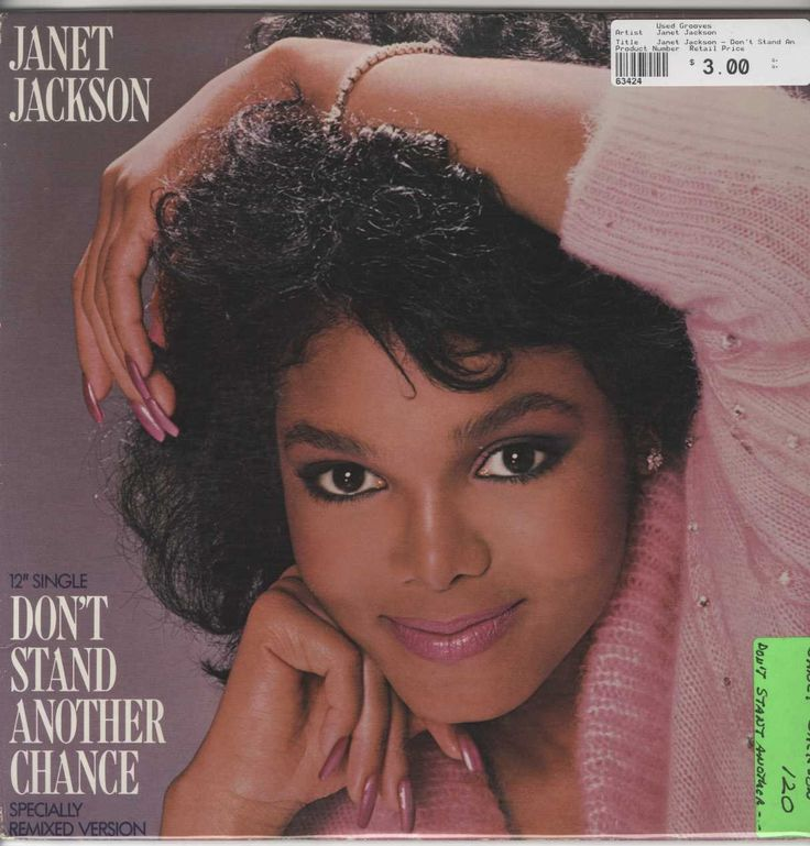 Janet Jackson - Don't Stand Another Chance