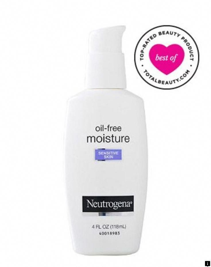 Best oil free facial moisturizer — 10