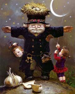 Victor Nizovtsev giclees of fables, fantasy, theatrical and imaginative art, Page 2