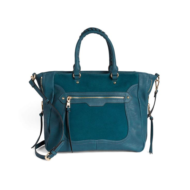 LOVE this color for bags! I might need one ;)