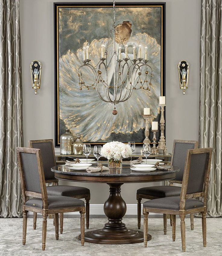 233 Best Dining Room Decor Ideas Images On Pinterest  Dinner Captivating Dining Room Sets Ideas Decorating Inspiration