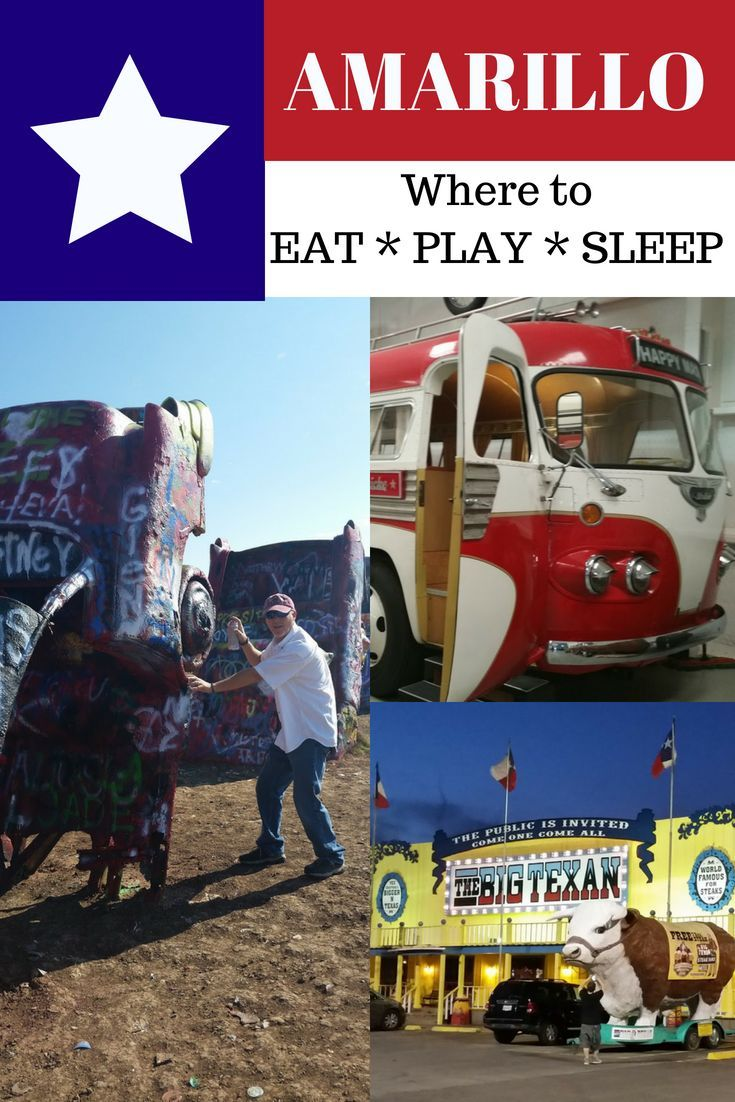 Amarillo By Morning | US Travel | Rv parks, Road trip usa