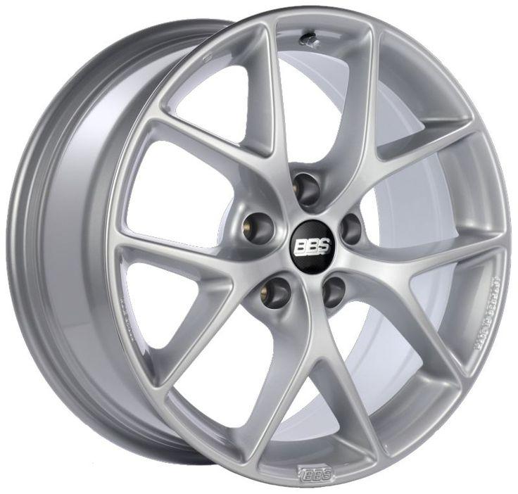 Bbs sr wheel 17x75 rim size 5x1143 bolt pattern et42