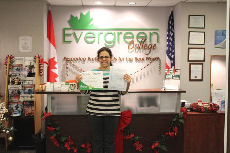 Congratulations to our new graduate: Anuradha – Early Childcare Assistance Diploma! We wish them all the best!  Professional #careercollege #career #success #collegelife #Dreambig #Evergreen  For more information about Evergreen College Diploma Programs, please call us at (416) 365 -0505