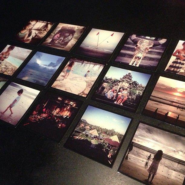 A recent trip to Bali printed on Photify Minis http://www.photify.com.au
