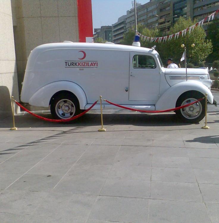Kızılay Ambulance Classic