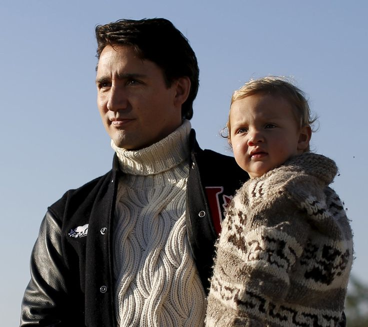 Justin Trudeau, the leader of the Liberal Party, will become Canada's second-youngest prime minister and the first to follow a parent into office. (Photo: Chris Wattie/Reuters)