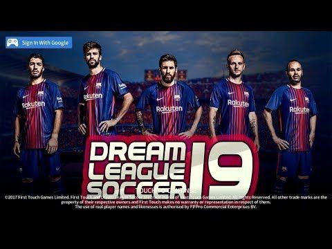 Dream League Soccer 2019 Trailer #3 - YouTube Gaming