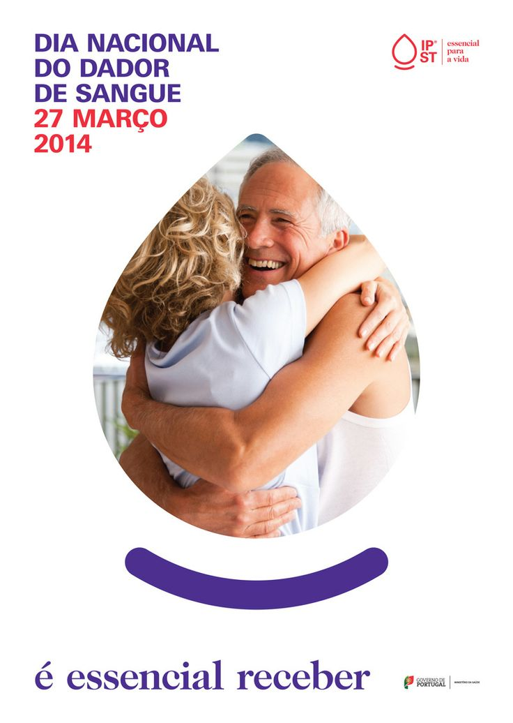 Dia Nacional de Dador de Sangue - 2014