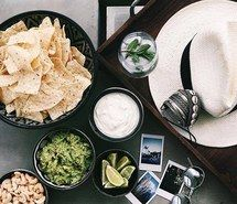 Inspiring image avocado, chips, cream, diet, eat #4410187 by LuciaLin…