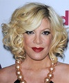 Tori Spelling Hairstyles | Celebrity Hairstyles by TheHairStyler.com