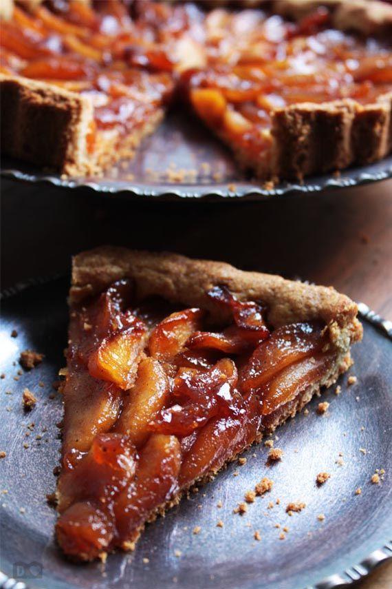 Receita testada e aprovadíssima ... Torta de maçã - dcoracao.com - blog de decoração