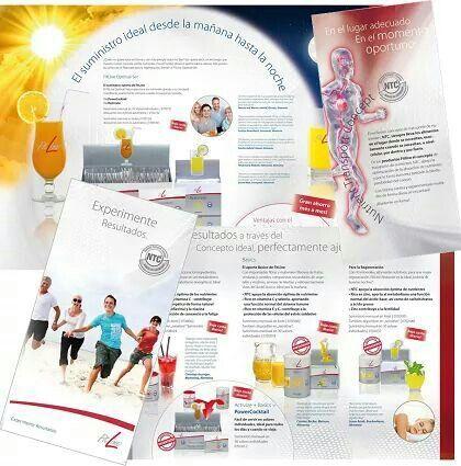 Nutrición  Celular Set Básico