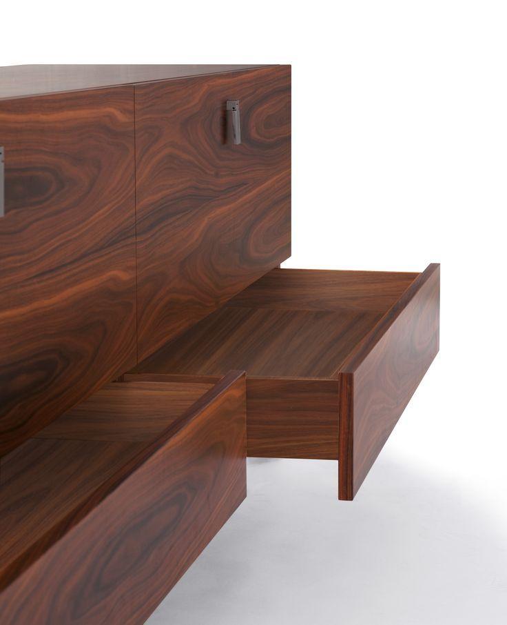 Flaminia cupboard made of fine rosewood