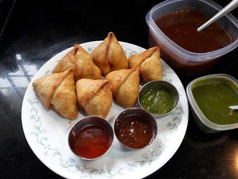 How to make samosa / crisly punjabi recipe/ aloo samosa recipe - YouTube