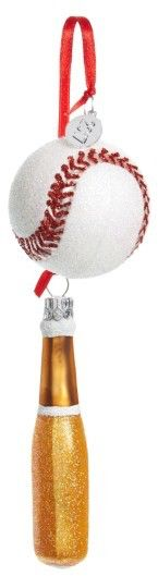 Nordstrom At Home Mini Sport Glass Ornament Set #ad