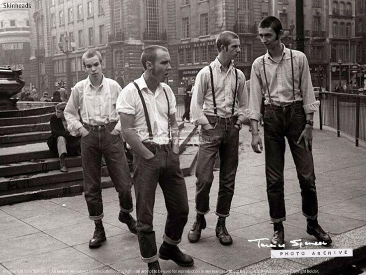 London Skinheads c1970