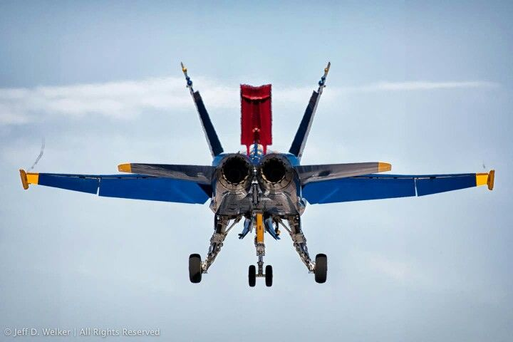 Blue Angels F-18