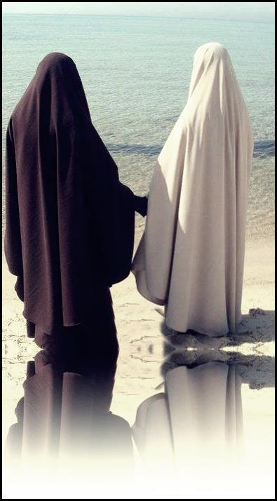 True Hijab | Syar'i | Muslimah's in jilbab.