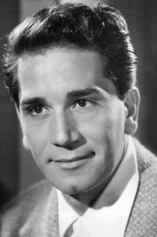 Richard Conte (born Nicholas Peter Conte; March 24, 1910 – April 15, 1975) was an American actor. He appeared in numerous films from the 1940s through 1970s, including I'll Cry Tomorrow, Ocean's 11 and The Godfather.