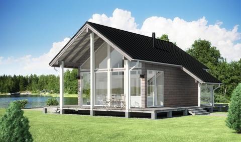 log house wm 79