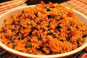 Arroz con Gandules was the first dish my mom ever taught me to cook.  I have been making it since I was 14 years old.  Most people are intim...